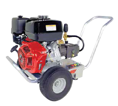 Hotsy HD 3.0/27G Model - Cold Water Pressure Washer