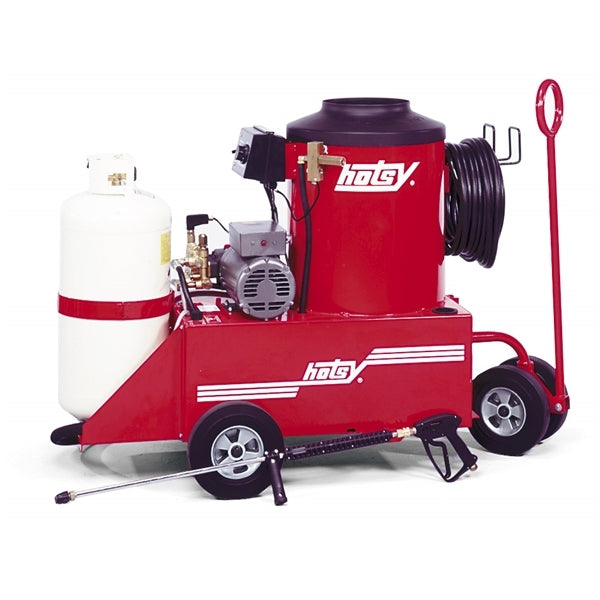 Hotsy 772-NG Model - Hot Water Pressure Washer