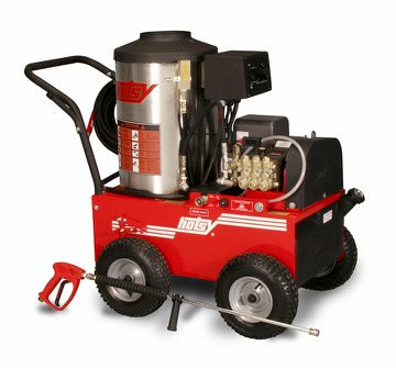 Hotsy 795SS-208 Model - Hot Water Electric Pressure Washer