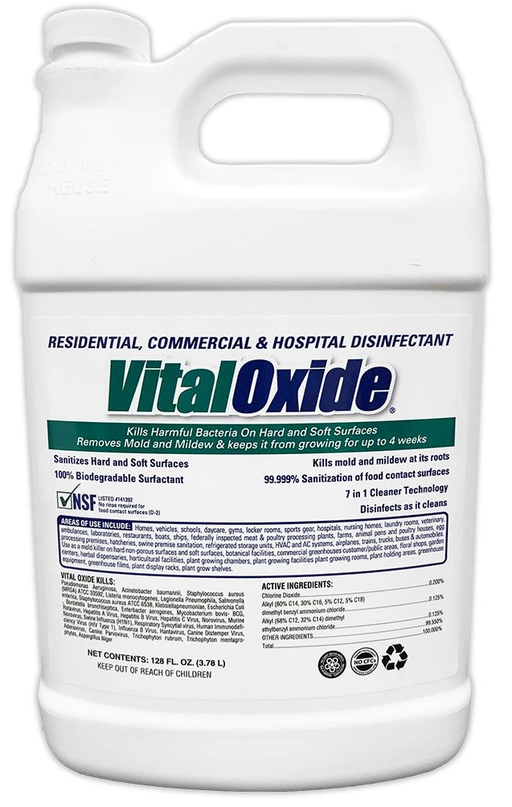 Vital Oxide Disinfectant