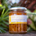 Tangerine marmalade, medium cut