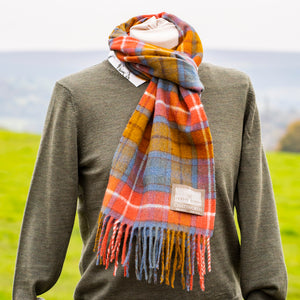 Tartan Antique Buchanan scarf