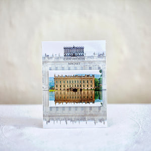 Chatsworth House magnets