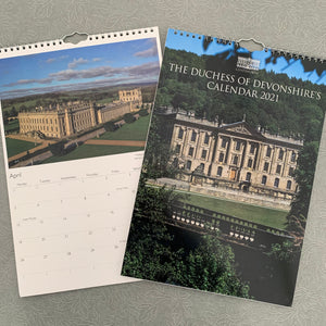 Duchess of Devonshire's calendar 2021