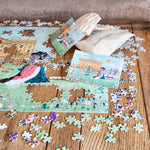 Tea and Biscuits on the Lawn jigsaw
