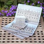 Linescape placemat and coaster gift set