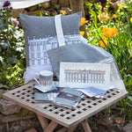 Contemporary Chatsworth gift set, grey or mustard