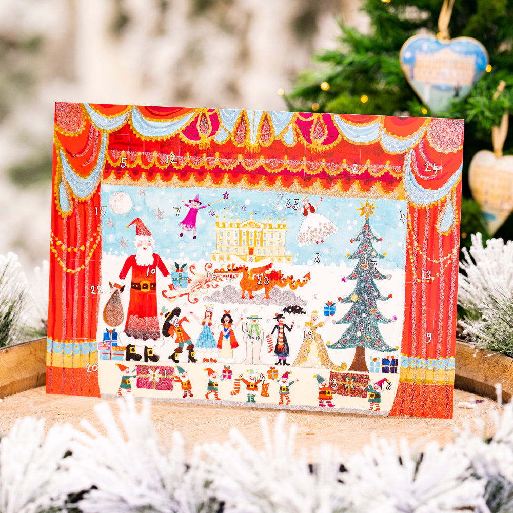 'Once upon a pantomime' advent calendar