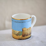 Wyatville watercolour mug