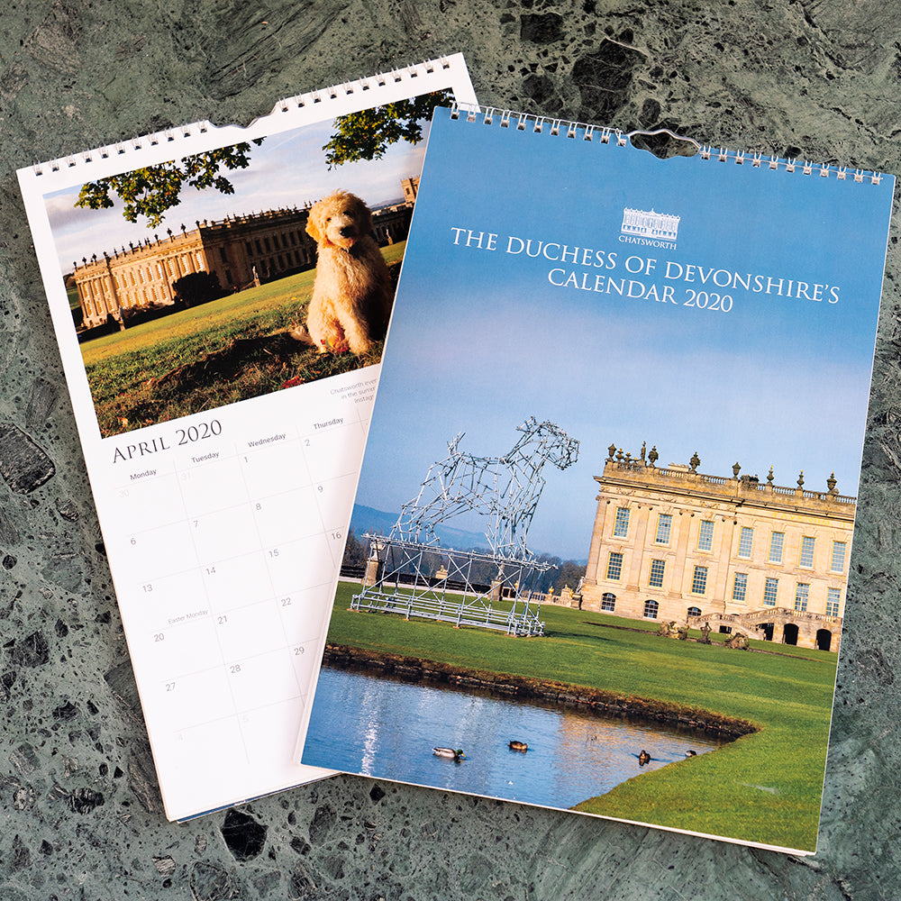 Duchess of Devonshire's Chatsworth calendar
