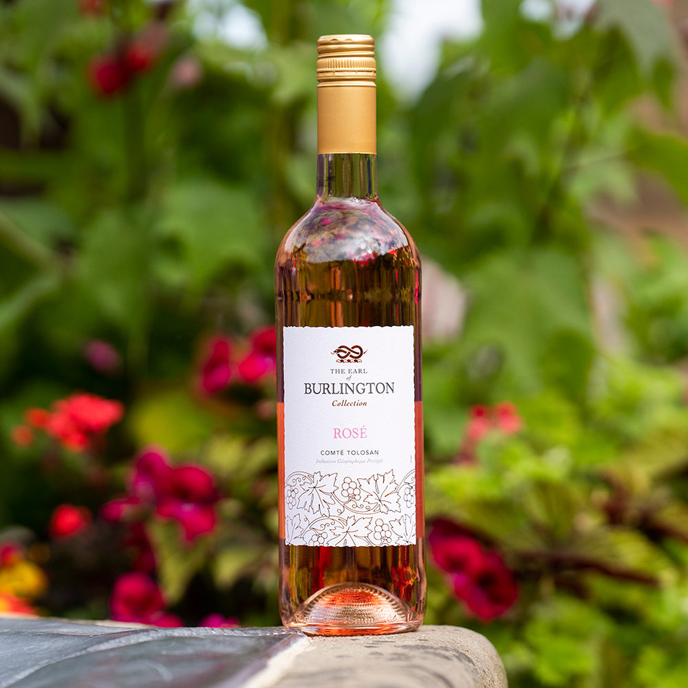 Earl of Burlington rosé 2018