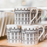 Architectural Chatsworth mug
