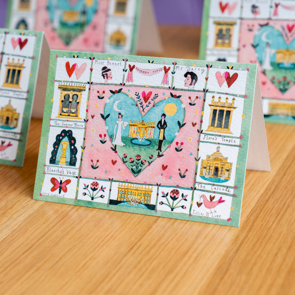 Follies of love cards