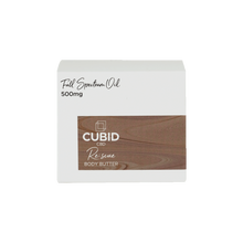 Load image into Gallery viewer, Cubid - Full Spectrum CBD 500mg Body Butter 100ml