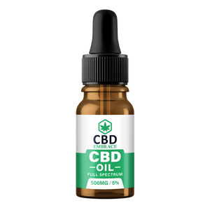CBD Embrace - Oral Drops 10ml