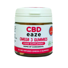 Load image into Gallery viewer, CBD Eaze - Gummies