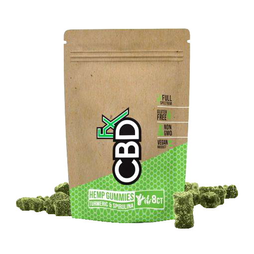 CBD FX - Full Spectrum 40mg CBD Gummy Bears