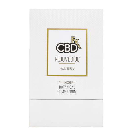 CBD FX - Rejuvediol Full Spectrum 250mg CBD Face Serum 30ml