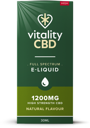 Vitality - Full Spectrum CBD Eliquid