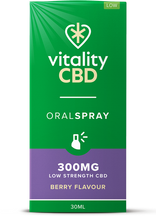 Load image into Gallery viewer, Vitality - CBD Oral Spray