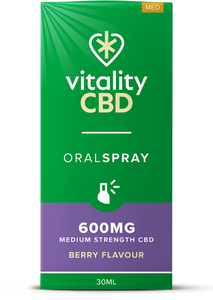 Vitality - CBD Oral Spray