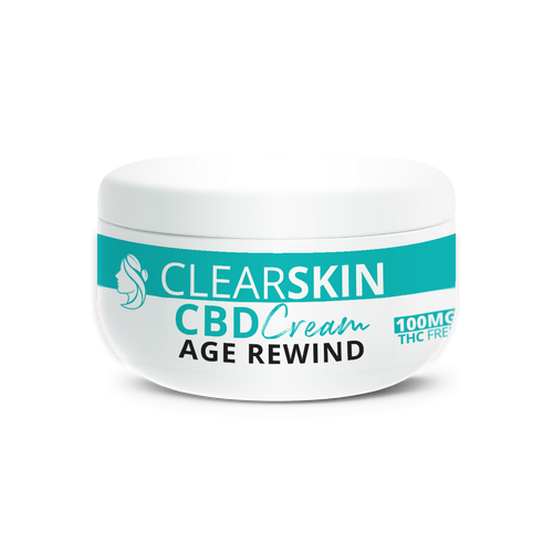 CBD Embrace - CBD Infused Clearskin Age Rewind Cream