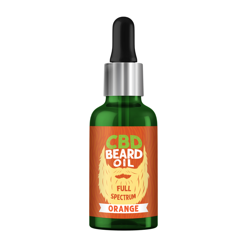 CBD Embrace - CBD Beard Oil 30ml