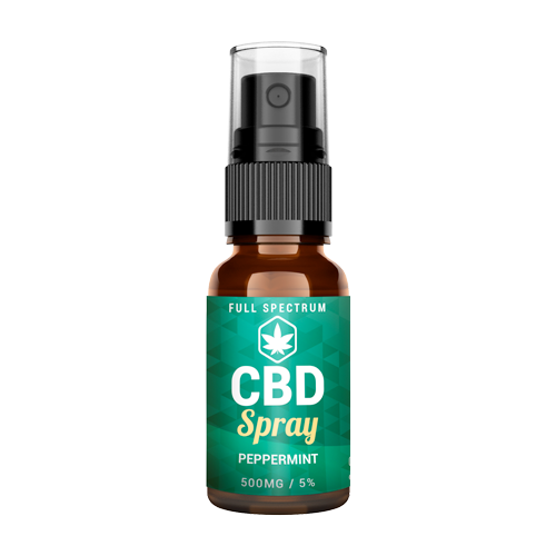 CBD Embrace - CBD Oral Spray 10ml