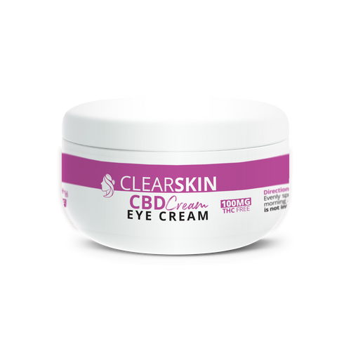 CBD Embrace - CBD Infused Clearskin Eye Cream