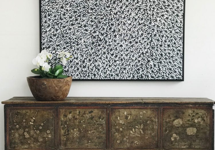 Tribal Detailing, a forever trend in interiors