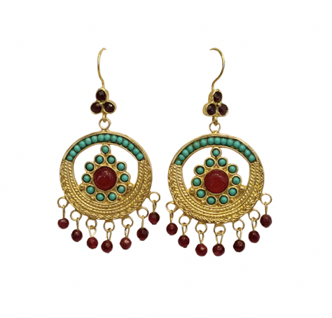 Carnival Night Earrings