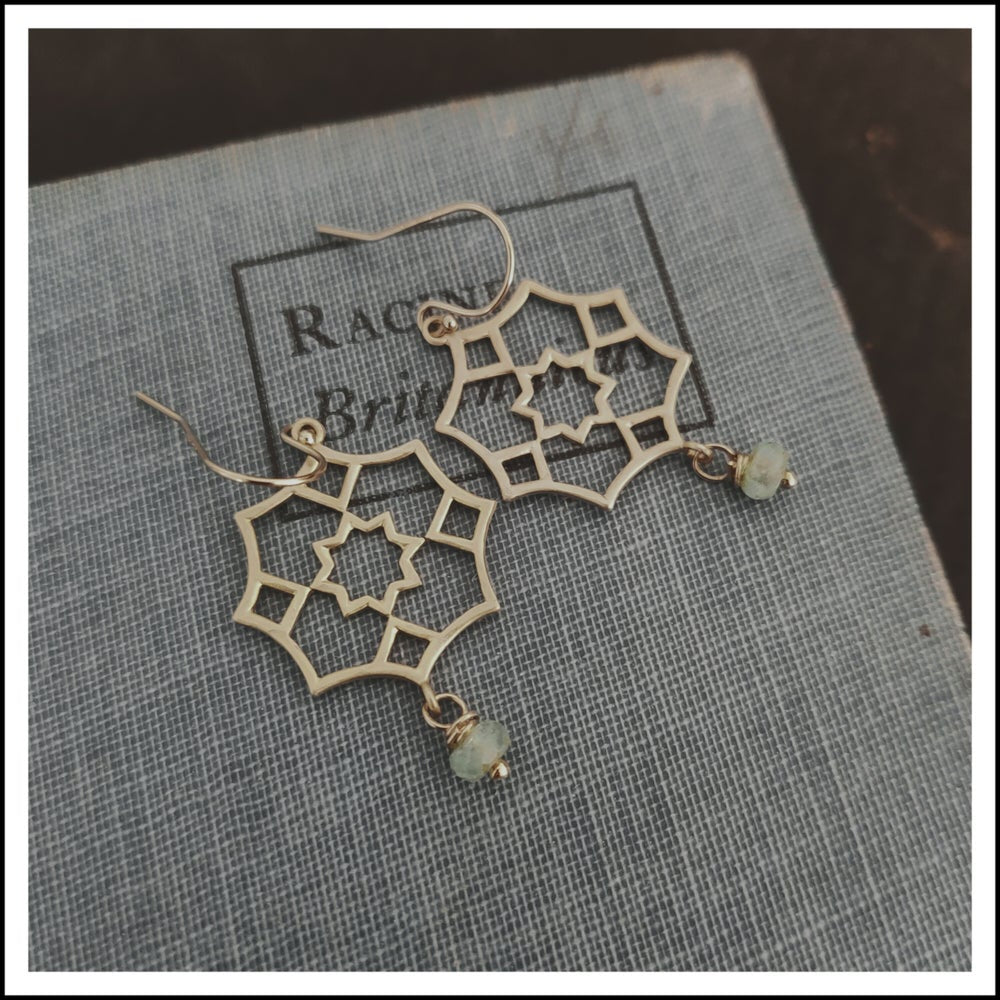 Persian Summer Earrings