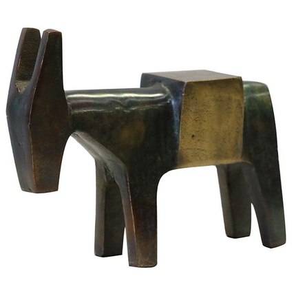 Iron Donkey From India