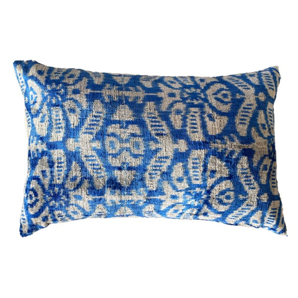 Nobu Cushion - Sky Blue