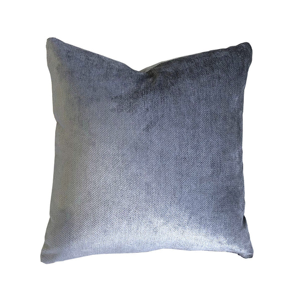Cobalt Velvet Cushion