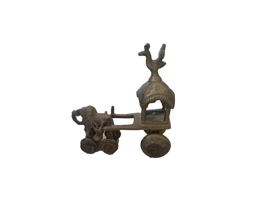 Antique Indian Chariot