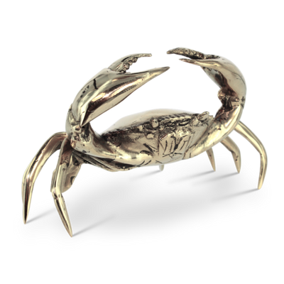 Brass Sea Crab