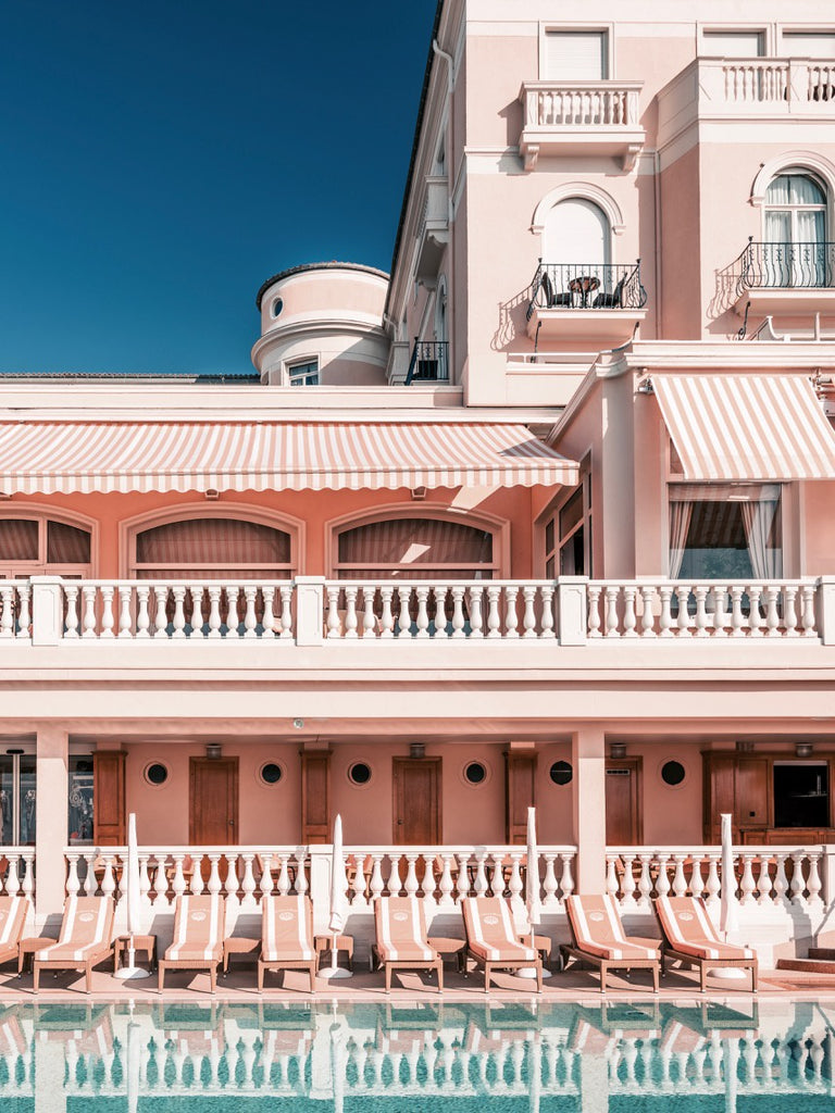 The Pink Palace by Stuart Cantor