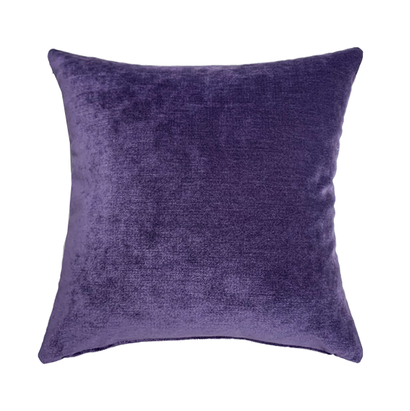 Amethyst Velvet Cushion