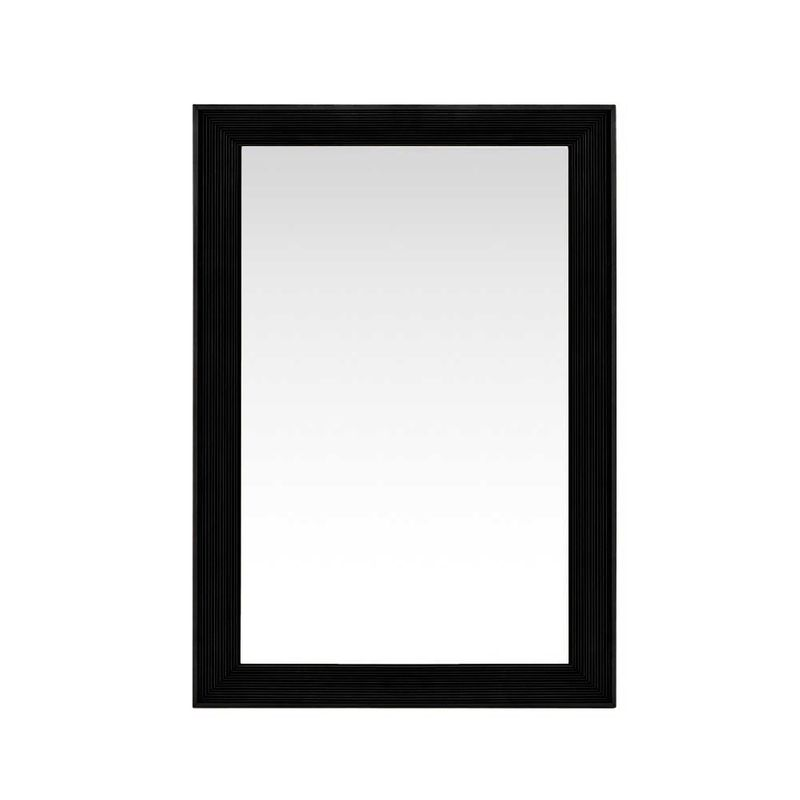 Zenna Mirror - Black Frame