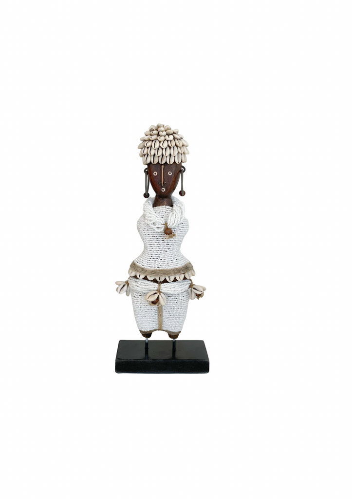 Ndamji Doll - White