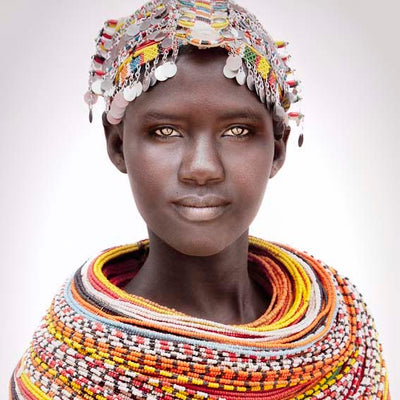 The Unmarried Samburu - Colour by Mario Gerth