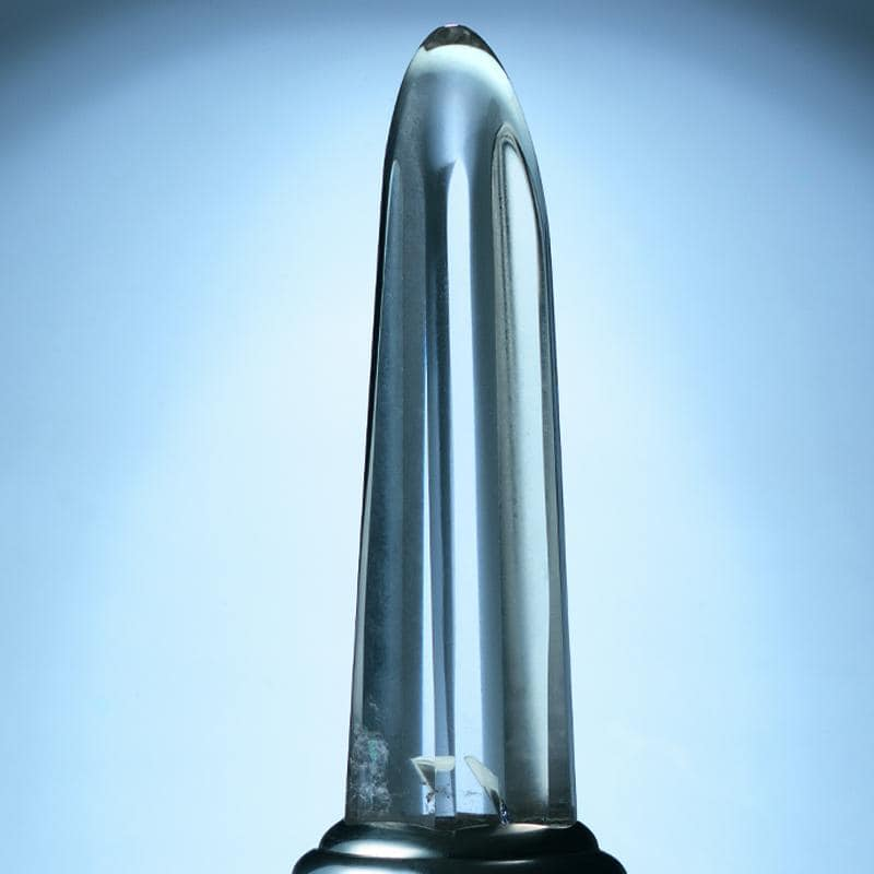 Limited Edition Clear Quartz Dildo