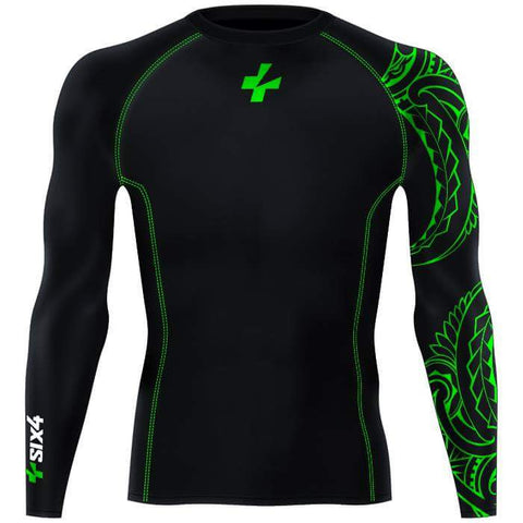 NEW Puhoro II Compression Shirt