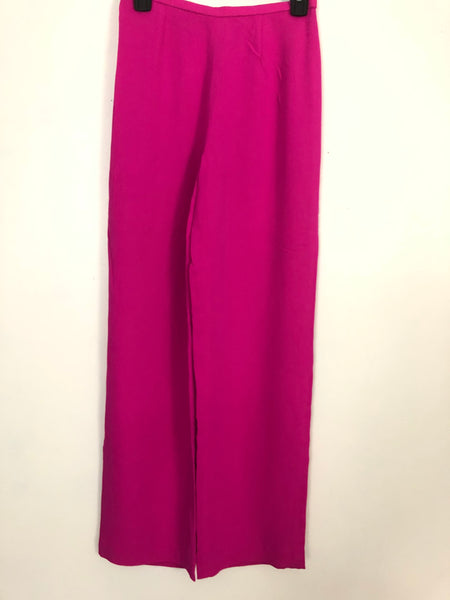 High Waist Dana Buchman Trousers 4