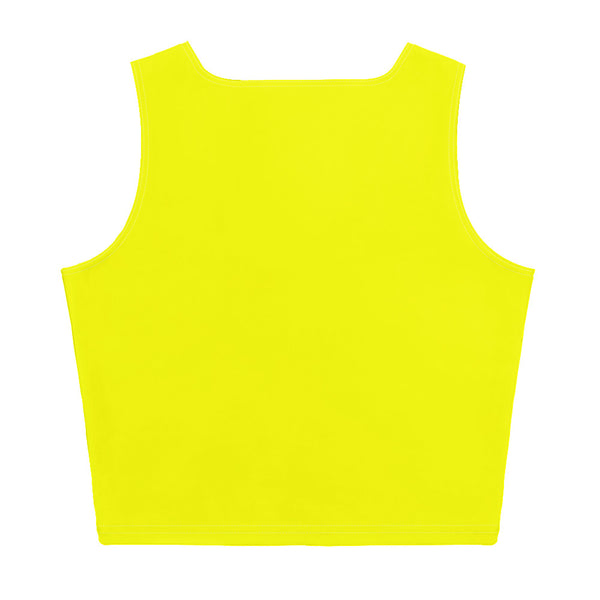 Crop Top - Lemon