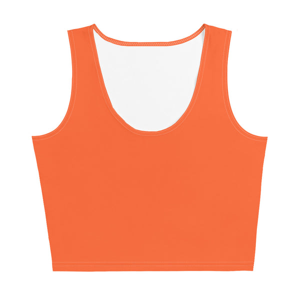 Crop Top - Tangerine