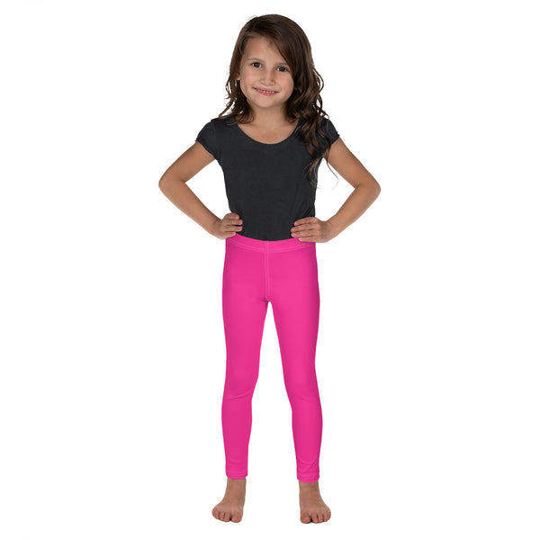 Kid's Leggings - Strawberry Lemonade