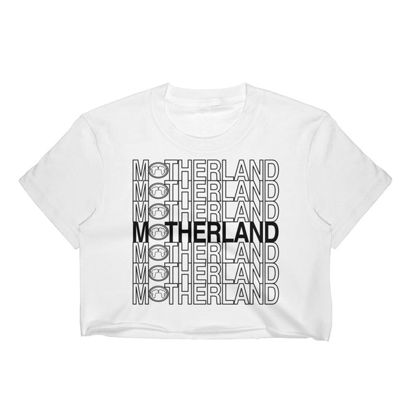 Motherland Crop T-shirt
