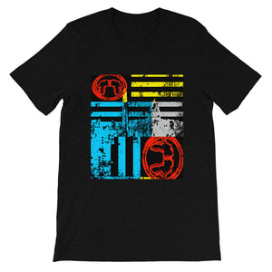 Motherland Unity Flag Graphic T-Shirt